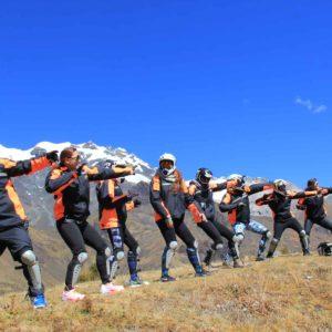 Lares Trek and Inca Trail 4 Days (PARTIAL PAYMENT)