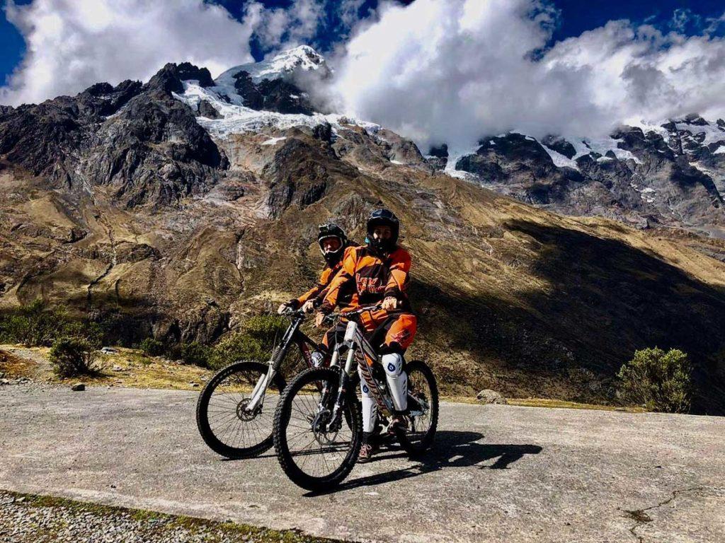 Veronica Mountain - Inca Jungle Trek