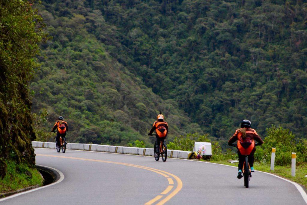 Inca Jungle Trek Bike