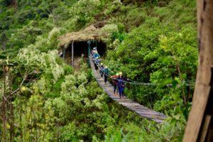 Inca Trail, Salkantay Trek or Inca Jungle Trek