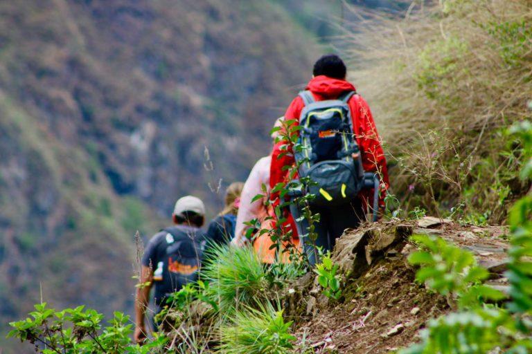 Inca Jungle Trek Trail