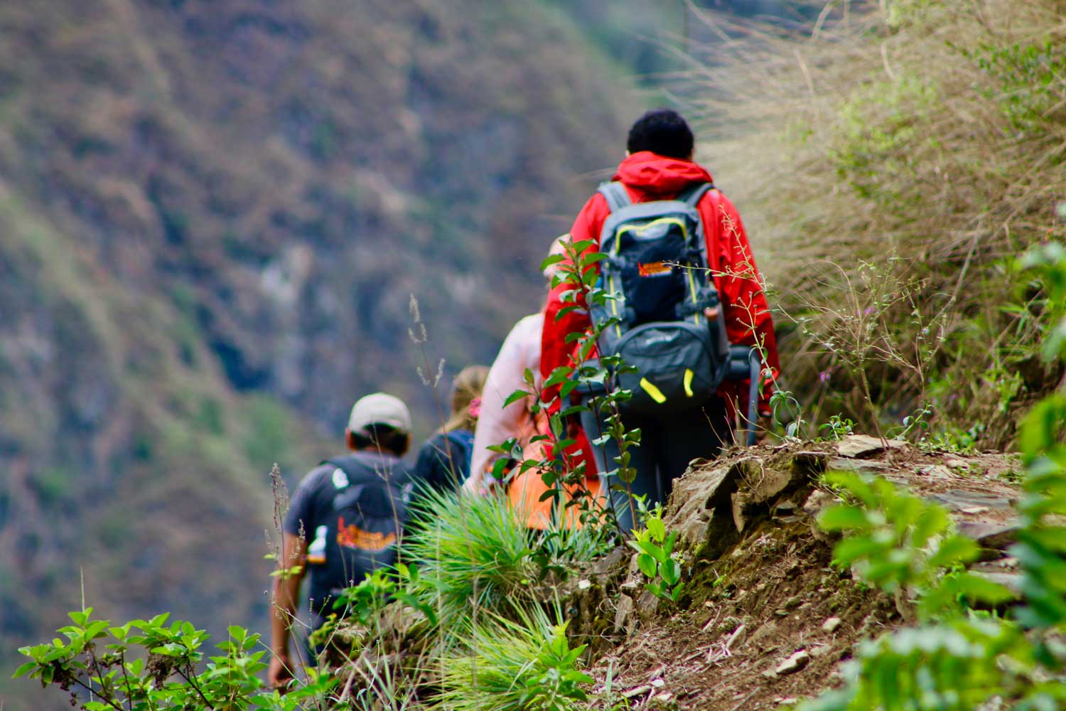Inca Jungle Trek Trail