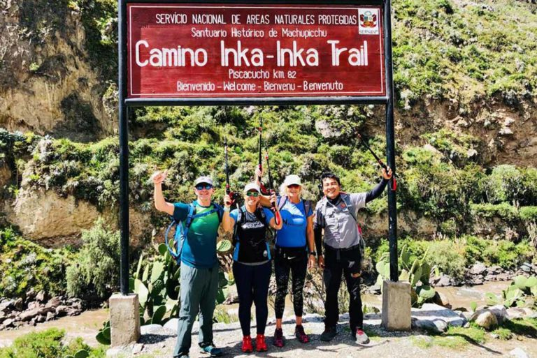 Classic Inca Trail 4 days