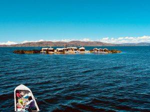 Laguna de Titicaca