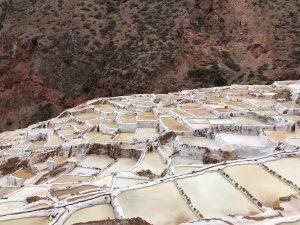 Salt Mines Maras Cusco