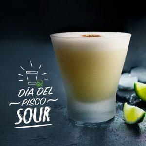Pisco Sour Of Peru